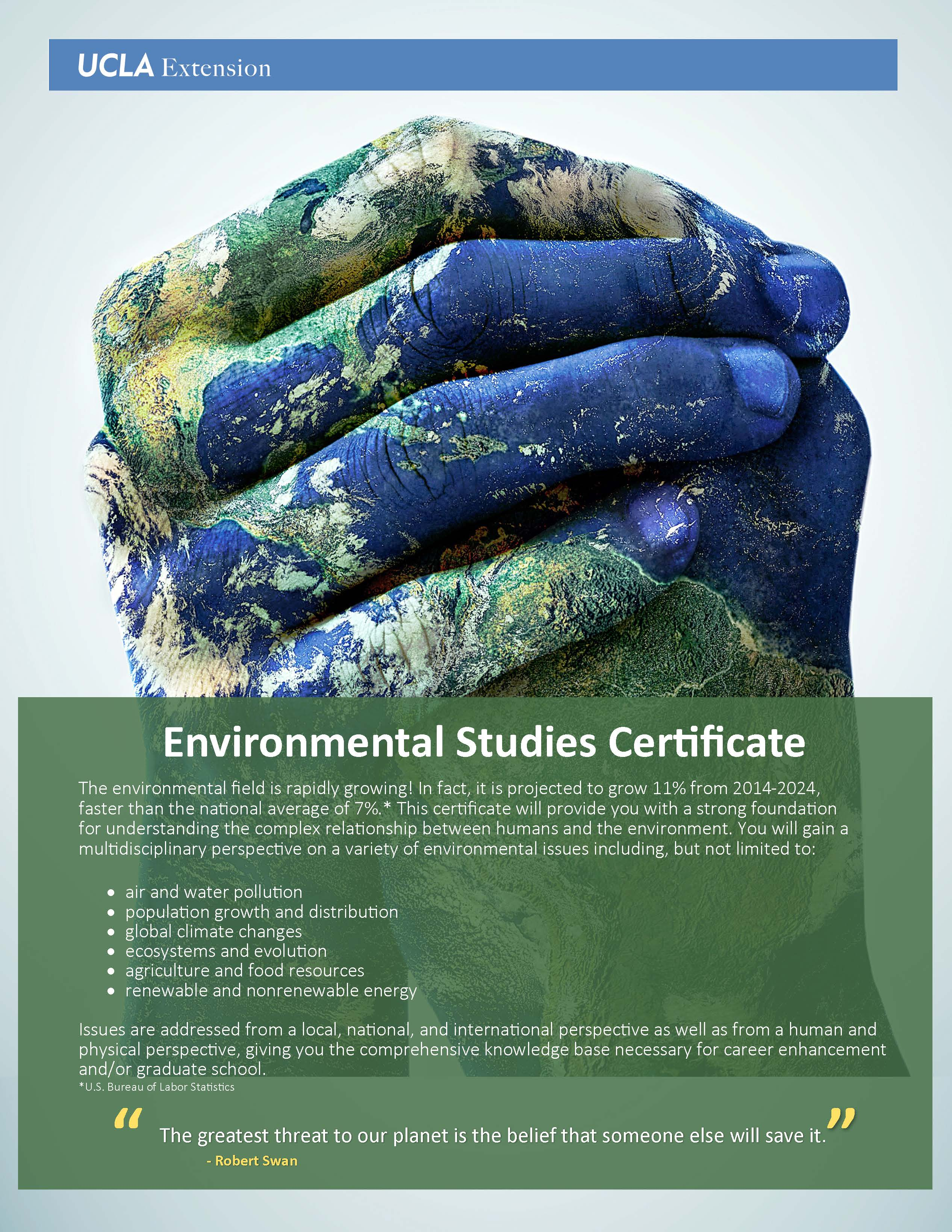 Graduate Programs in Environmental Science - GradSchools.com